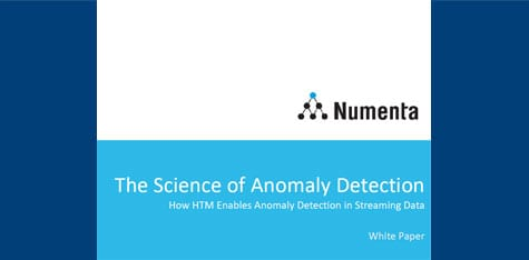 Numenta Science of Anomaly Detection Technical Whitepaper