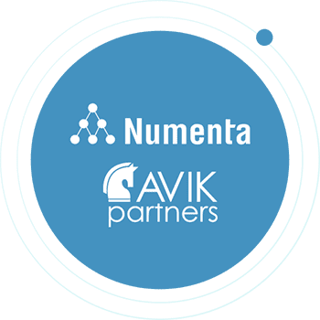 Numenta AVIK partners